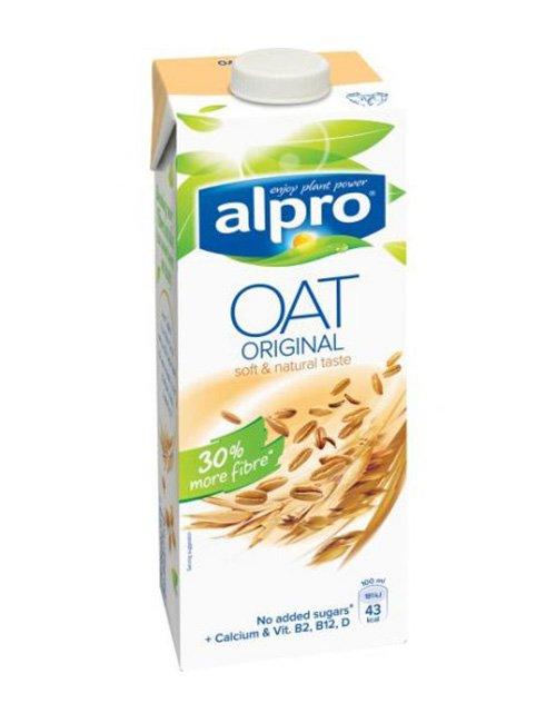 Alpro Oat Milk 1 litre.