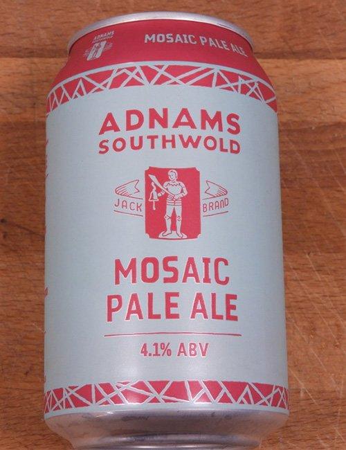 Adnams Mosaic Pale Ale.