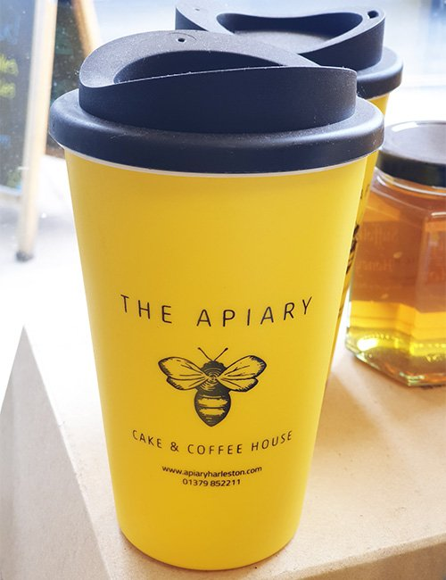 Apiary Travel Cup.