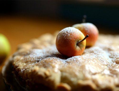 The Apiary Bramley Apple Pie