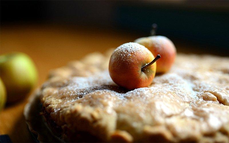 Apiary Apple Pie.