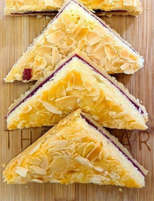 Bakewell Slice.