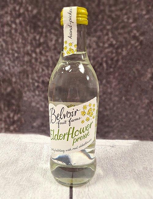 Belvopir Elderflower Presse 250ml.