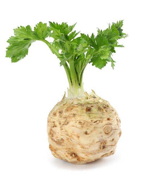 Celeriac.