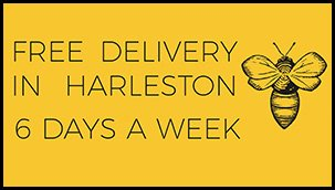 Home delivery available.