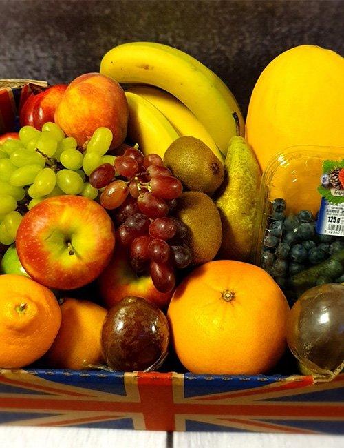 Medium Fruit Hamper.