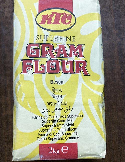 Gram Flour.