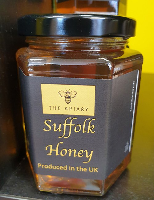 Suffolk Honey.