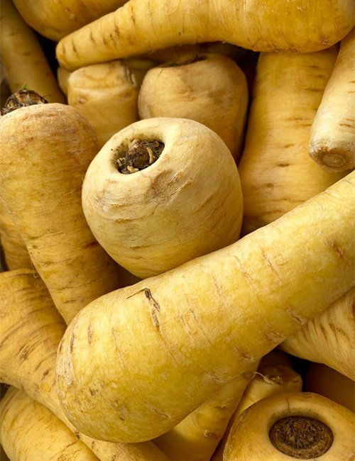 Local Parsnips.
