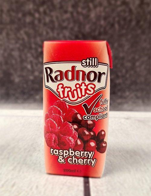 Radnor Raspberry and Cherry Still.