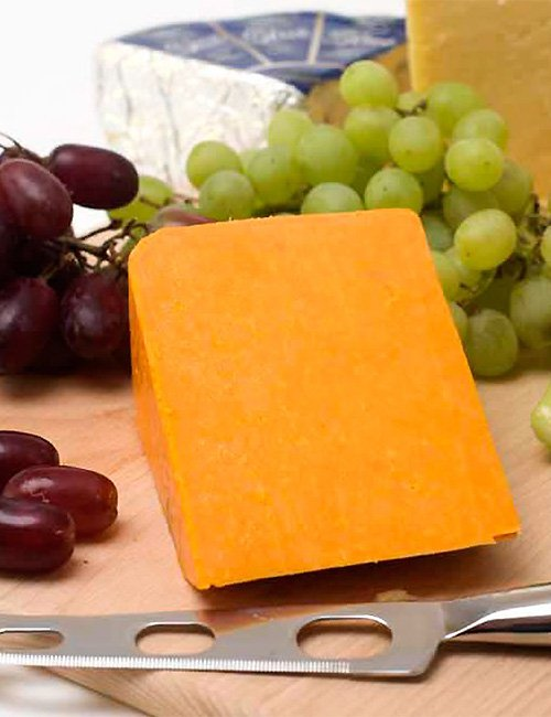 Cheese Red Leicester.