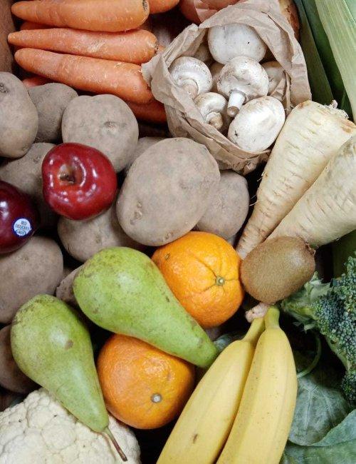 Apiary Medium Fruit and Veg Box