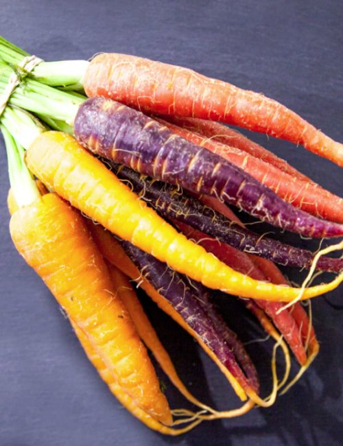 Heritage carrot