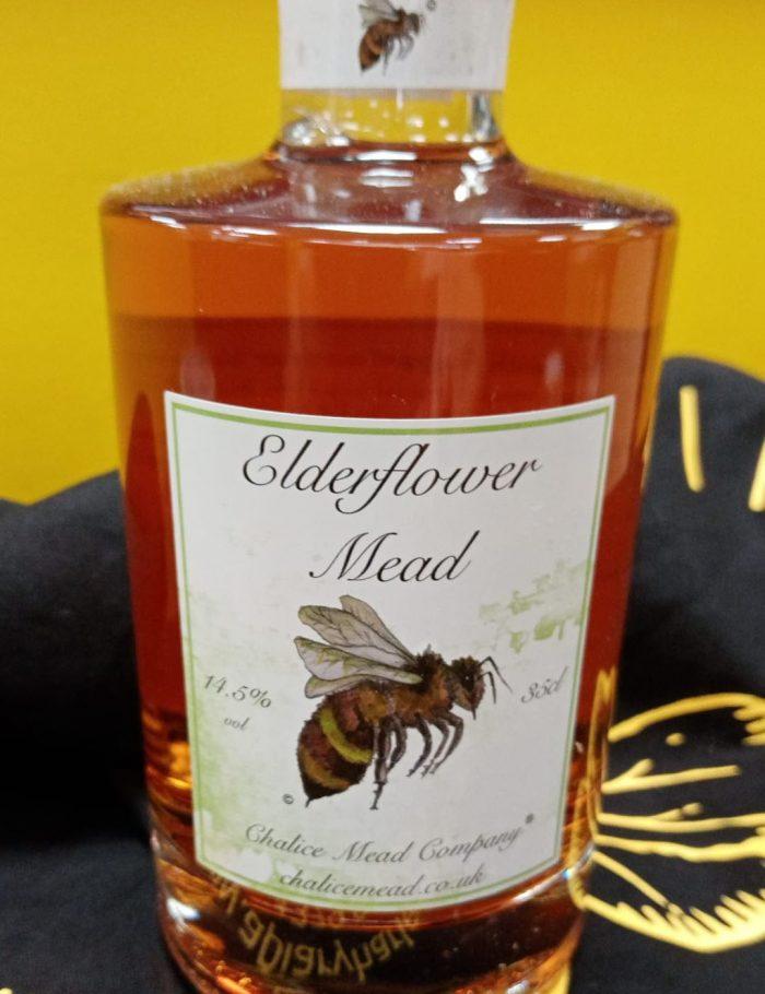 Elderflower Mead