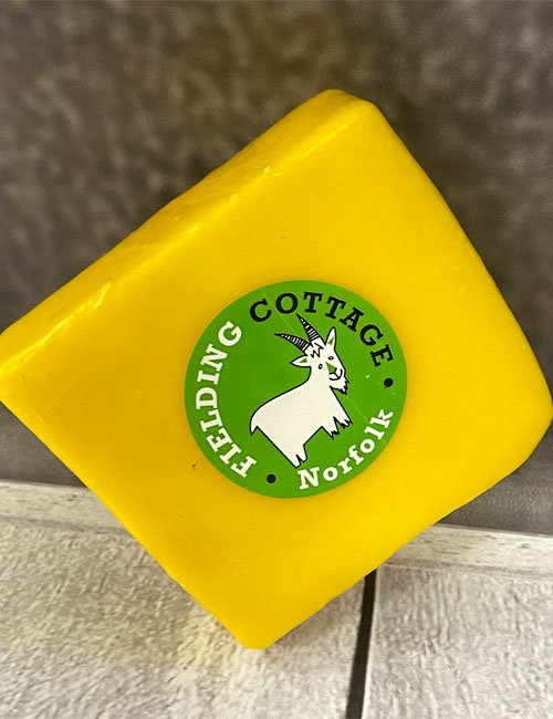 Norfolk Mardler Goats Cheese