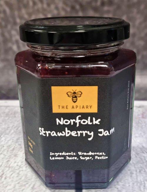 Norfolk Strawberry Jam