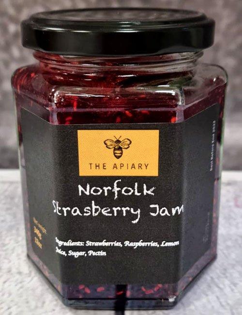 Norfolk Strasberry Jam